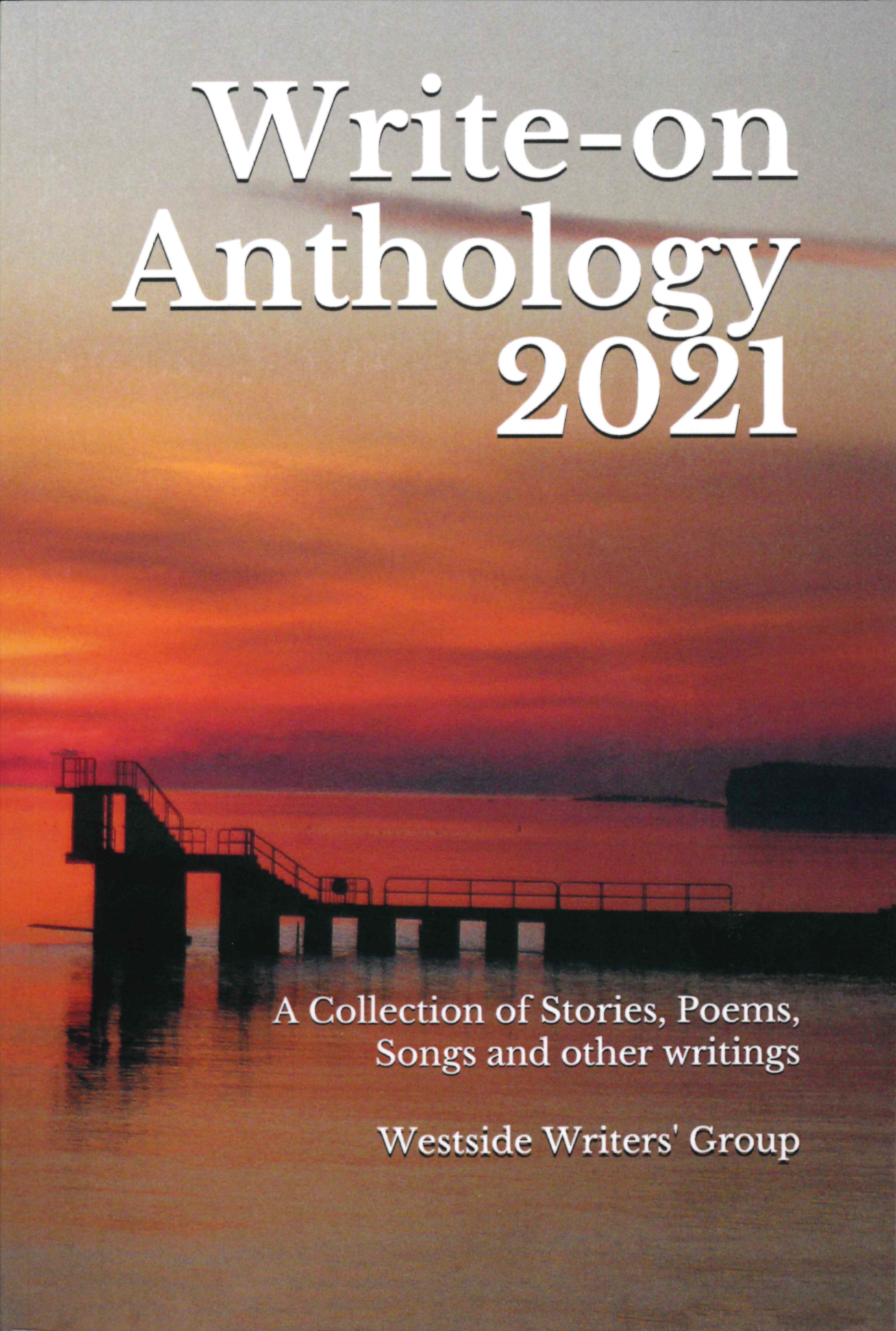 cover of Write-On Anthology 2021